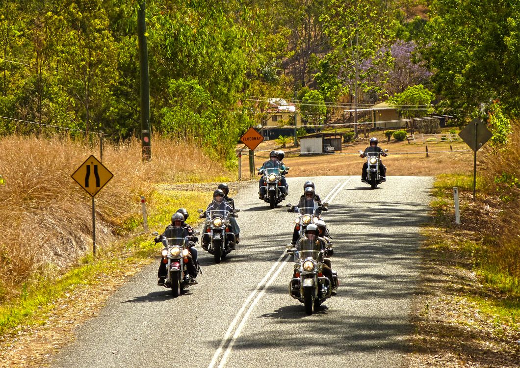 West Forever<br/>Guided Motorcycle Tours in Australia