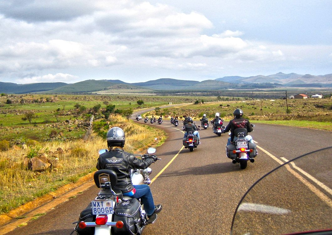 West Forever<br/>Guided Motorcycle Tours in South Africa