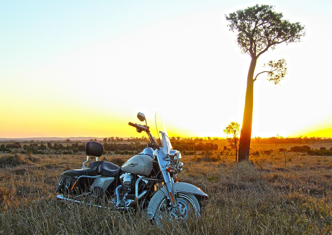 West Forever | Guided Motorcycle Tours in Australia